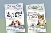Robin Ganzert wrote the foreword for Chicken Soup's