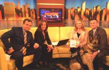 Robin Ganzert, CEO of American Humane on Good Day New York
