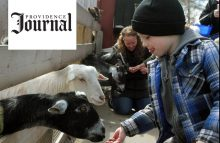 Robin Ganzert articles featured in Providence Journal